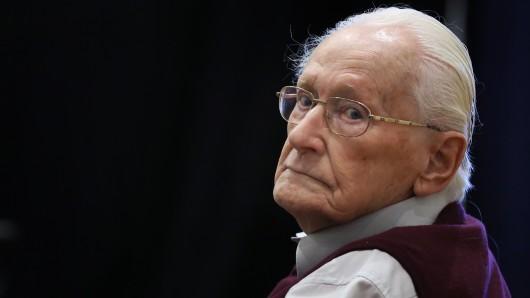Oskar Gröning starb im Alter von 96-Jahren - noch bevor Niedersachsens Justizministerin Barbara Havliza (CDU) über sein Gnadengesuch entscheiden konnte (Archivbild).