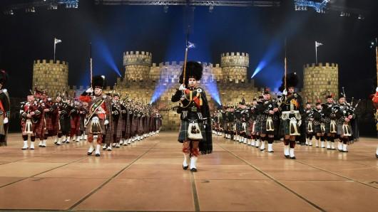 Die Music Show Scotland ist was für Schottland-Liebhaber.