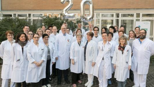 Die Klinik für Radioonkologie feiert 20. Geburtstag.