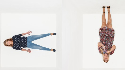 Steffi und Tina tragen den Titel Girl des Monats und hatten ein tolles Fotoshooting bei Hanno Keppel.