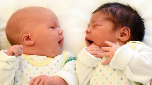 Babys lieben die Geräusche von anderen Babys - das ist das Ergebnis einer amerikanisch-kanadischen Studie. (Symbolbild)