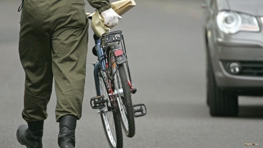 Die Braunschweiger Polizei hat zwei Fahrraddiebe auf dem Pippelweg geschnappt (Symbolbild).