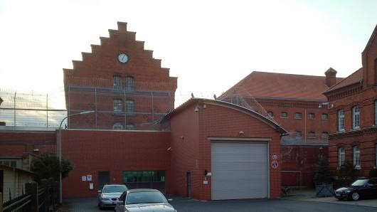 Das Gefängnis in Braunschweig.