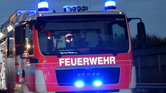 Bei dem Feuer entstand ein Schaden von etwa 250.000 Euro (Symbolbild).