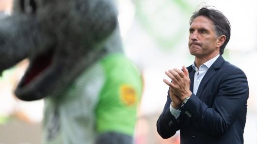Bruno Labbadia schwärmt vom nächsten Gegner Borussia Dortmund. (Archivbild)