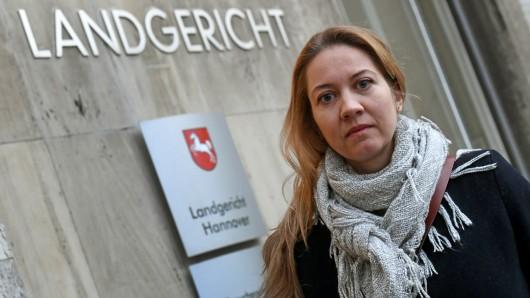Katharina Schmidt hatte am Wochenende versucht, ihre beiden in Tunesien festgehaltenen Töchter nach Deutschland zu holen. Seit Jahren kämpft sie um die beiden Mädchen (Archivfoto).