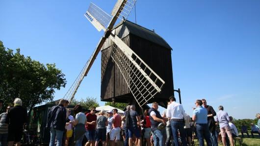 Man sieht ihr das Alter gar nicht an: Seit 1810 steht die Bockwindmühle in Lichtenberg - und noch heute interessieren sich viele Salzgitteraner für sie.