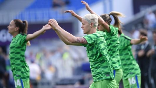 Können die VfL-Frauen heute Abend nach Abpfiff des Champions-League-Finales gegen Lyon wieder jubeln?