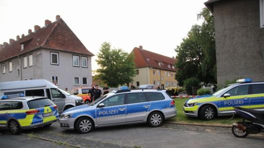 Am Jägerweg in Salzgitter-Lebenstedt ereignete sich der Mord - vor den Augen der vier Kinder und weiterer Familienangehöriger. (Archivfoto)