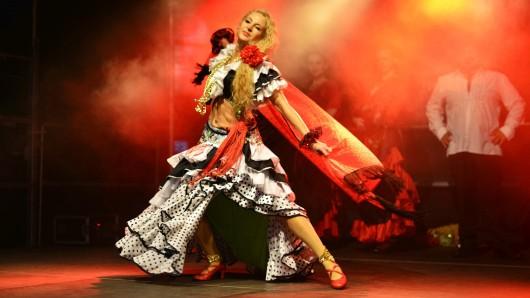 Die Tanzlehrerin Elke Hoog bietet am 16. Juni  einen kostenlosen Workshop an.