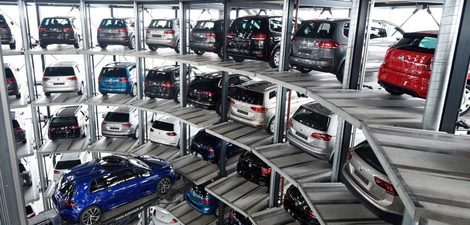 Die VW Kernmarke VW Pkw hat im Januar weniger Autos verkauft. (Archivbild)