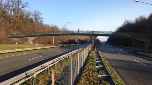 Über die A39 in Detmerode soll eine Fußgängerbrücke gebaut werden.