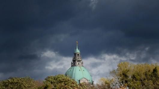 Es brodelt im Rathaus Hannover: Die Stadt hat den Dezernent entlassen. (Archivbild)