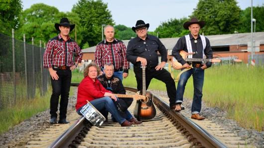 Die Countryband Codycasters wird am Sonntag in Hohenhameln spielen.