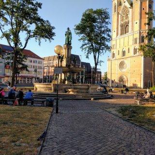 Die Stadt macht die nächsten Schritte in Sachen Hagenmarkt-Planung. (Archivbild)