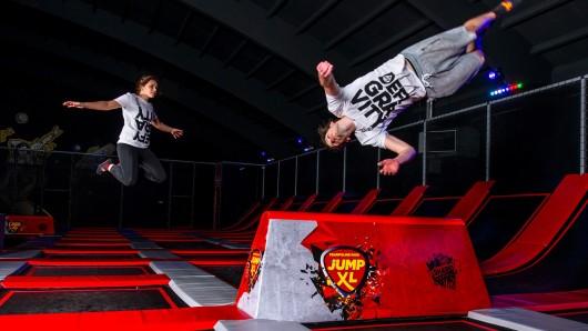 Jump XL gibt es bald auch in Braunschweig - am 7. Juli geht es los.