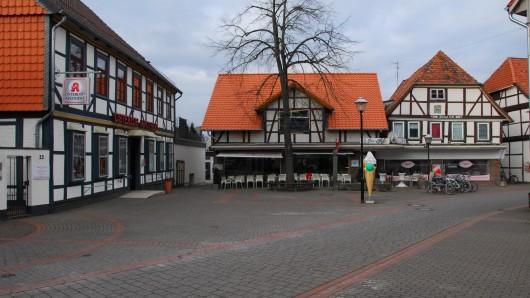 Die Altstadt in Fallersleben.