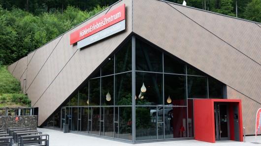 Das vor zehn Jahren eröffnete Höhlen-Erlebniszentrum bei Bad Grund im Harz soll erweitert werden.