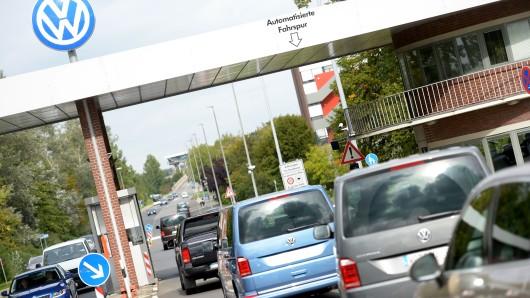 VW lässt sich von der angekündigten Klage nicht einschüchtern (Symbolbild).