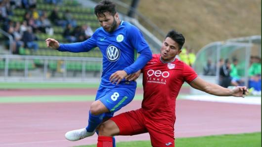 Mit einem ungefährdeten 7:0 (2:0) hat sich der VfL Wolfsburg am Dienstagabend im Test gegen den Hessenligisten KSV Baunatal durchgesetzt.