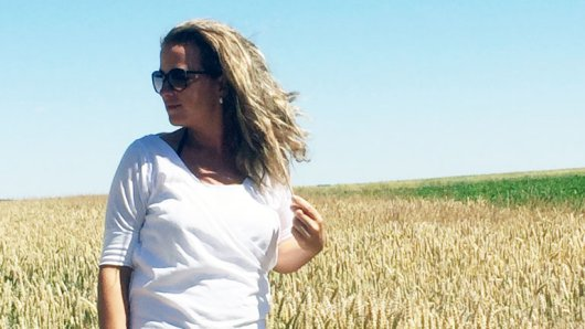 Stephanie Graf kommt aus Goslar und ist 36 Jahre jung.