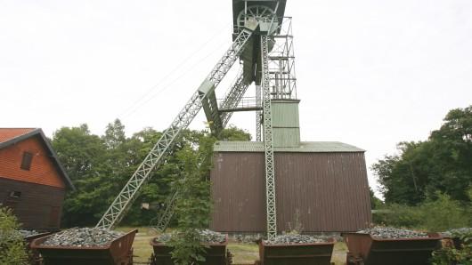 Der Ottiliae-Schacht in Clausthal-Zellerfeld verfügt über das wohl älteste noch erhaltene Fördergerüst der Welt - spätestens zum Tag des offenen Denkmals am 9. September soll die sanierte Anlage wieder für die Öffentlichkeit zugänglich sein (Archivfoto).