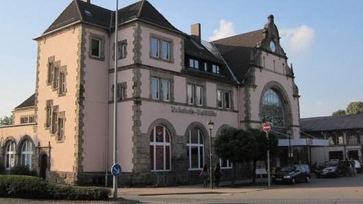 Die Schlägerei zwischen den beiden Männern hat sich im Bereich des Bad Harzburger Bahnhofes ereignet (Archivfoto).