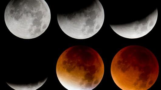 Auch mit den Sternfreunden Hondelage kann man die totale Mondfinsternis beobachten (Symbolbild).