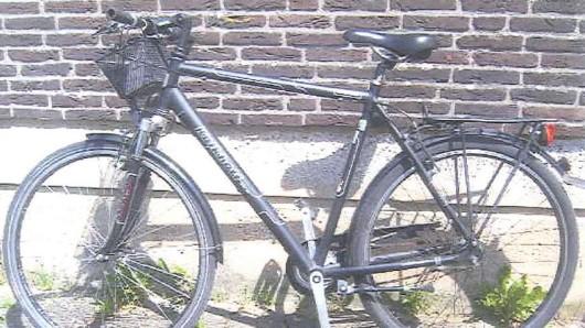 Die Polizei Braunschweig sucht nach dem Besitzer dieses Herrenrads.