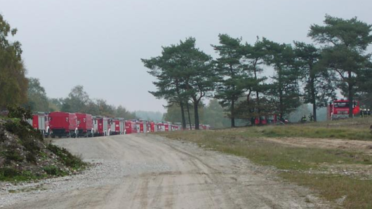 Es müssen doch keine weiteren Einsatzkräfte nach Schweden nachrücken (Archivbild).