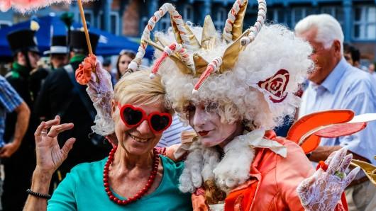 Beim Altstadtfest können Besucher auf einiges gespannt sein (Archivbild).