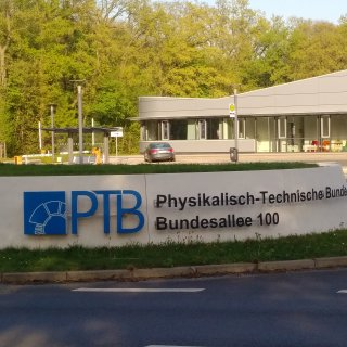 Das Gelände der Physikalisch-Technischen Bundesanstalt ist riesig (Archivbild).