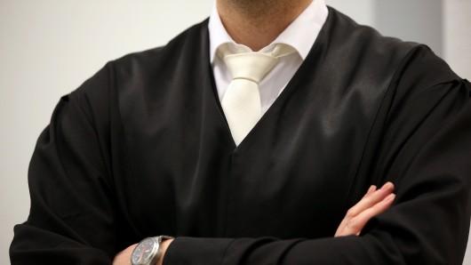 Die Richter in Hildesheim tagten heute ohne ihre schwarzen Roben. (Symbolbild)