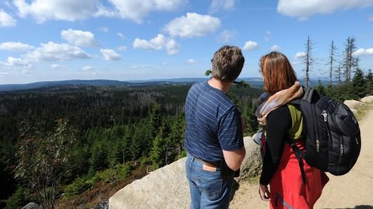 Bei Hitze zieht es viele Kurzentschlossene in den Harz - hier ist es etwas kühler. (Symbolbild)