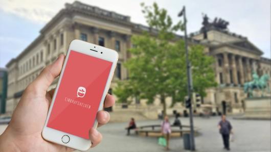 Die App Einkaufshelden bietet 50 Einzelhändlern in Braunschweig die Möglichkeit ihre Produkte online zu präsentieren.