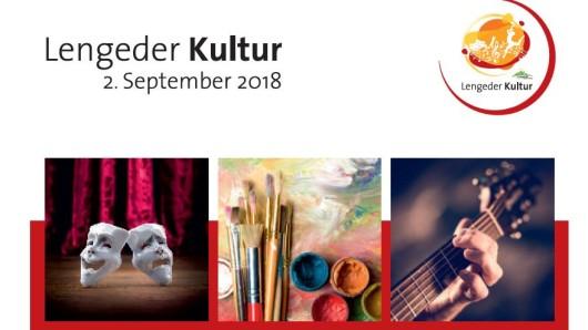 Am Sonntag, 2. September, startet das 1. Lengeder Kulturfest.