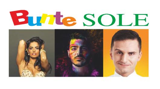 Am Sonntag, 9. September, wird der Integrationspreis Bunte Sole verliehen. Im Rahmenprogramm treten Kabarettist Özcan Cosar, Bauchtänzerin Fadima Jones und Sänger Can Leman auf.