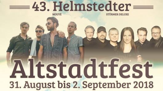 Beim Altstadtfest spielen verschiedene Bands ihre Songs.