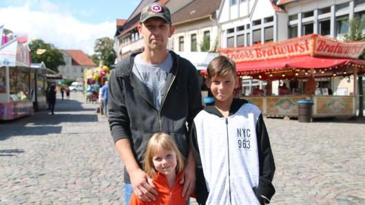 Das Schöninger Altstadtfest läuft vom 24. bis zum 26. August auf dem Marktplatz und beim Brauhof.
