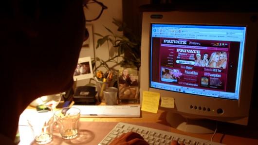 Internetuser werden von Unbekannten erpresst. (Symbolbild)