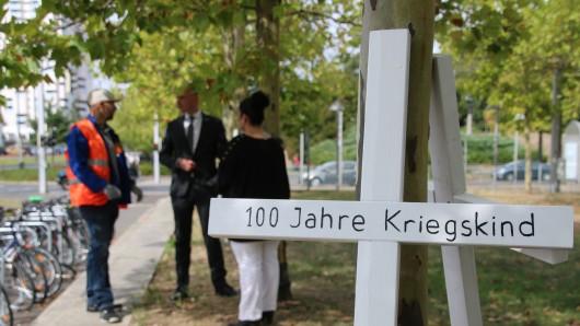 Die Leiter des Projekts im Gespräch mit Stefan Malorny, Leiter des Fachbereiches Kultur der Stadt Braunschweig, in Vertretung von Oberbürgermeister Ulrich Markurth.