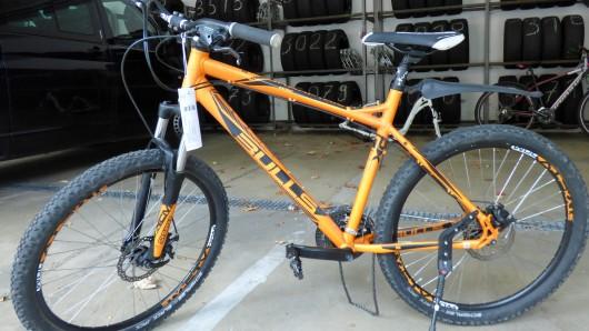Die Polizei fragt: Wem gehört dieses Fahrrad?