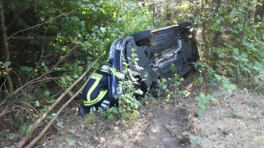 Bei dem Unfall wurde die 56-jährige Aus Becklingen verletzt.
