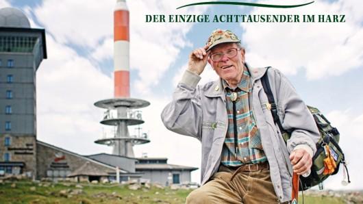 Unglaublich: Brocken-Benno erzählt seine Geschichten, beantwortet Fragen und gibt Tipps für alle Wanderfreunde
