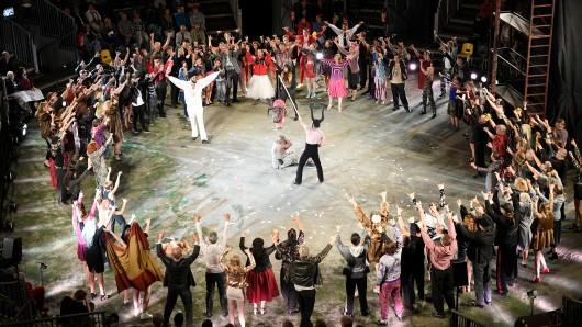 Fast 25.000 Zuschauer hatten Carmen im diesem Sommer besucht.
