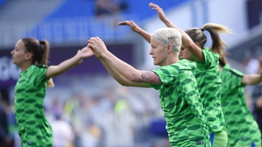 Die Frauen des VfL Wolfsburg haben ihren Gastgeberinnen von Hannover 96 im DFB-Pokal keine Chance gelassen (Archivfoto).