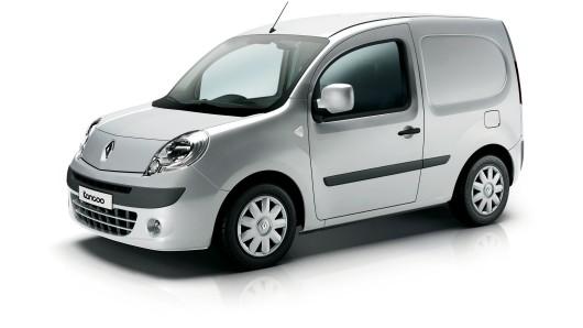 Zeugen wollen in der Nähe des Tatortes einen unbekannten weißen Renault Kangoo mit ausländischem Kennzeichen gesehen haben (Symbolbild).