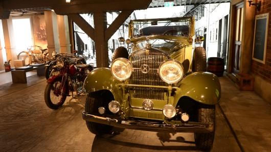 Auf dem Dachboden des  Automuseums PS-Speicher Einbeck missbrauchte der Wachmann den zehnjährigen Jungen (Archivbild).