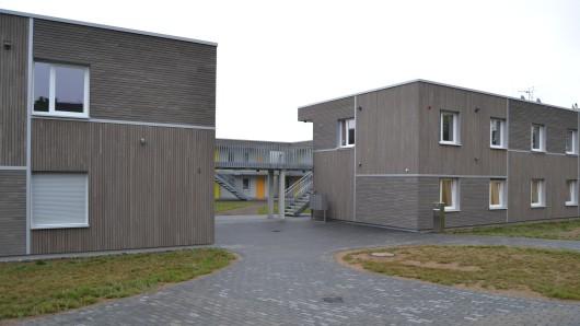 Am Standort Lamme ist ein neues Wohnheim mit insgesamt 26 Wohneinheiten für geflüchtete Menschen entstanden.