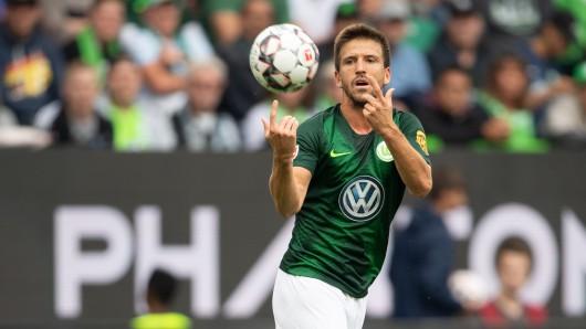 VfL-Mittelfeldspieler Ignacio Camacho. (Archivbild)